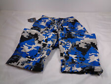 Athletic Works Digital Camo Lined Track Pants Elastic Mens M Casual Running NWT