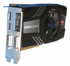 Graphic card AMD Radeon HD 6850 1GB for PC/Mac Pro 3.1/5.1 #100