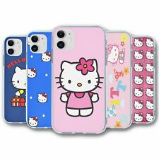 For iPhone 11 Silicone Case Cover Hello Kitty Collection 1