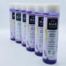 N.A.E Shampoo Naturkosmetik Bio Lavendel Reis Vegan normales Haar Set 6x250ml