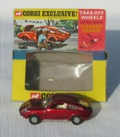 1:43 Mini Marcos GT 850 Corgi 341  nmib  near mint in Box  mit OVP