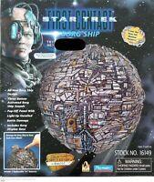 STAR TREK First Contact Borg Ship Playmates #16149 (Collectors Ser #000757) *NIB