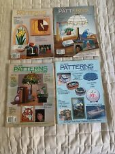 Stained Glass Quarterly For patterns