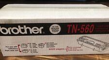 Brother TN-560 Black Toner Cartridge DCP-8020 Genuine New