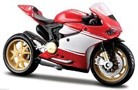 MAISTO 1:18 Ducati 1199 Superleggera MOTORCYCLE BIKE DIECAST MODEL NEW IN BOX