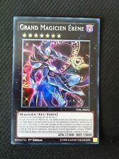 Yu-Gi-Oh grand magicien ébène  TDIL FR052
