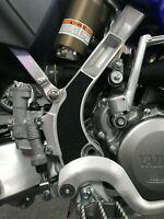 4 Piece Set Fits Suzuki RMZ250 2013-2018 Core Grip Frame Grip Tape Guards