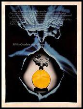 1976 Guerlain Parure Perfume Vintage Photo PRINT ADVERTISEMENT Fragrance 1976