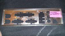 Panneau shield i/o GIGABYTE GA-8S648FXM2 plaque arriere