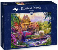 "NEW Bluebird Jigsaw Puzzle Game 3000 Tiles Pieces ""Old Mill"""