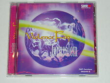 VIOLENCE FOG - Jerusalem (1971) /  LongHair Music  Germany /  CD (New)