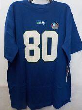 MAJESTIC BIG & TALL 2XLT SEATTLE SEAHAWKS #80 LARGENT NFL FOOTBALL TSHIRT #7857
