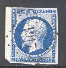 FRANCE 14A. BORD DE FEUILLE.PC 1917 MASSEVAUX, HAUT-RHIN. TES BEAU. Indice 5