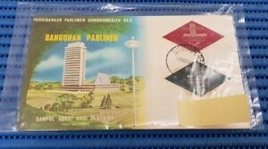 1963 Malaysia First Day Cover 9th Commonwealth Parliamentary Conference
