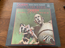 Puzzle Neuf emballage scellé 1000 Pièces Queen News Of The world F Mercury