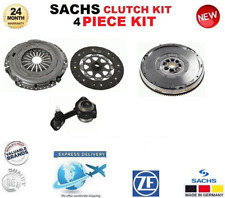 para FORD C-MAX 2004-on SACHS 4 PIEZAS KIT DE EMBRAGUE, Cilindro & flyweel