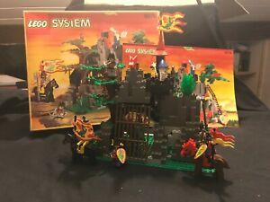 Lego Set 6076 Castle - Dark Dragon's Den (1993)
