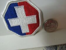 Post WWII US Army Medical Command Korea FE, ME SSI Patch