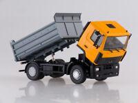 Scale model truck 1:43 MAZ-5550 dump truck