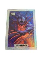 1994 Marvel Masterpieces, Holofoil Insert Card #2 of 10, CARNAGE