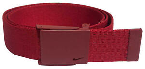 """Nike Essential Golf Web Belt Fits Up To 42"""" New - Choose Color!"""