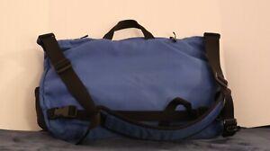 Patagonia Half Mass Messenger Laptop Commuter Bag Shoulder Crossbody Blue