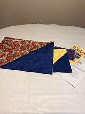 "New listing In Sew Deep Heart Wreath Wall Quilt Kit 33"" X 34"" Keepsake Quilting"