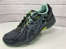 Asics Womens GEL Venture 6 Running Shoes Size 8.5 trail durable, excellent cond