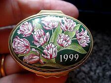 Halcyon Days Émaux Un An Pour Remember 1999 Emballé COA