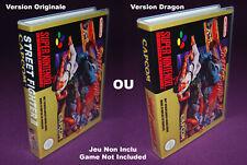 STREET FIGHTER II 2 - Super Nintendo SNES FAH - Universal Game Case (UGC)