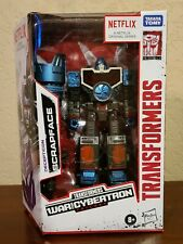 Transformers Scrapface Netflix War for Cybertron NIB