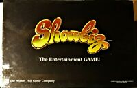 Showbiz The Entertainment Board Game Avalon Hill 1985 New STILL SEALED see pics