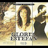 Triple Feature [Digipak] by Gloria Estefan (CD, 2009, 3 Discs, Sony, Brand New)