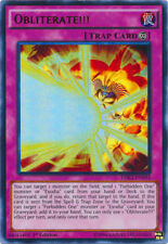 1X Obliterate!!! - Ultra Rare - LDK2-ENY03 - NM-  Yugioh Legendary Decks 2
