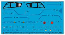 Peddinghaus 2549 1/87 EC 135 Rettungshubschrauber der Deutschen Luftrettung D-HZ