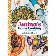Anima's Home Cooking by Amina Elshafei Paperback Middle Eastern/ Korean