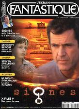 Mag 2002: MEL GIBSON_JOAQUIN PHOENIX_STEVEN SPIELBERG