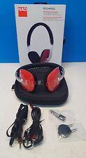 Nad Viso HP30 on-ear Headphones Con Control Remoto Y Micrófono Red Open-Box REF#403