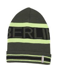 (P64) Feinstrick FREAKY HEADS Beanie Wintermütze Boyfriend Berlin Strick & Logo