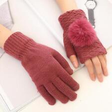 秋冬季加絨加厚保暖三用 戶外防風手套