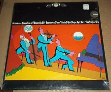 Prague Trio SCHUMANN Op.80 BEETHOVEN Op.1 No.1 - Crossroad 22 16 0124 SEALED