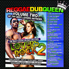 Best Damn Lovers Rock 2 Mixtape. Reggae Mix CD. UK