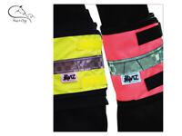 HyViz Horse Leg Bands HI Vis Fluorescent Yellow/Pink/Orange Road SAFETY FREE P&P