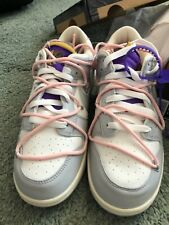 Nike Dunk Low x Off White Lot 24/50 - Size 42