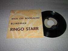 RINGO STARR 45 TOURS BELGIQUE BLINDMAN