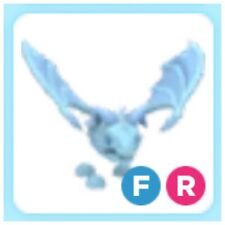 FR Frost Dragon Adopt Me Roblox