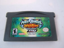 Power Rangers: Wild Force Nintendo Game Boy Advance GBA Cartridge Only