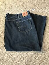 LEVI'S 559 JEANS RELAXED STRAIGHT FIT 60 X 30 FREE SHIPPING RED TAB 1546