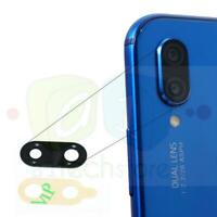 Huawei P20 Lite OEM Replacement Rear Main Back Camera Glass Lens with adhesive