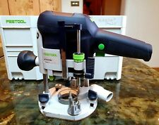 Festool Router OF 1010 EQ-Plus 110V- 574338